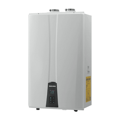 Save time, money, and resources with a tankless water heater!